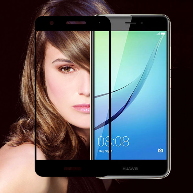 Full Cover 9H Flim For Huawei Nova CAN-L11 Screen Protector Tempered Glass Protective Flim For Huawei Nova CAN-L11 5.0 Inch