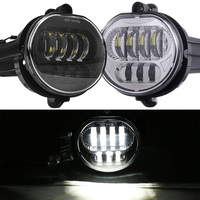 2Pcs 63W Car Lights Fog Lamp For 2002 2008 Dodge Ram 1500 2500 3500 /2004 2006 Dodge Durango Pickup Truck Led Fog Lights Pair