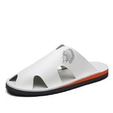 2017 Hommes Flip Flops Sandales Casual Indien Maison Chaussures Hommes Chaussures D'été De Mode Plage Flip Flops Sapatos Hembre Sapatenis Masculino