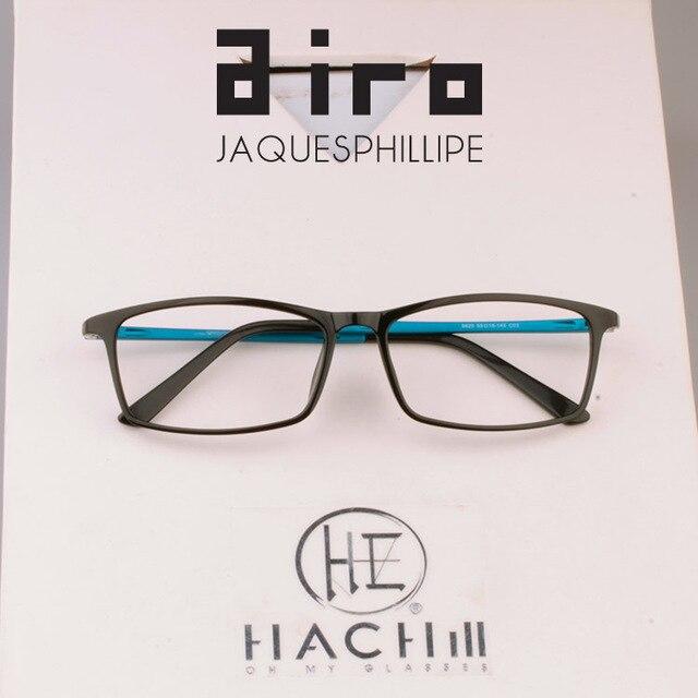 Тонкий Стиль Очень Легкий rame Очки Мода Гибкие Пластиковые Стали Gafas Женщины Мужчины Ultem Оптических Оправ