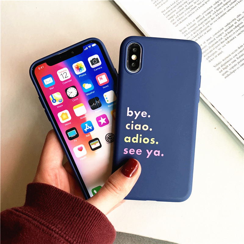 Be Nice Soft TPU  Case - Photo 5
