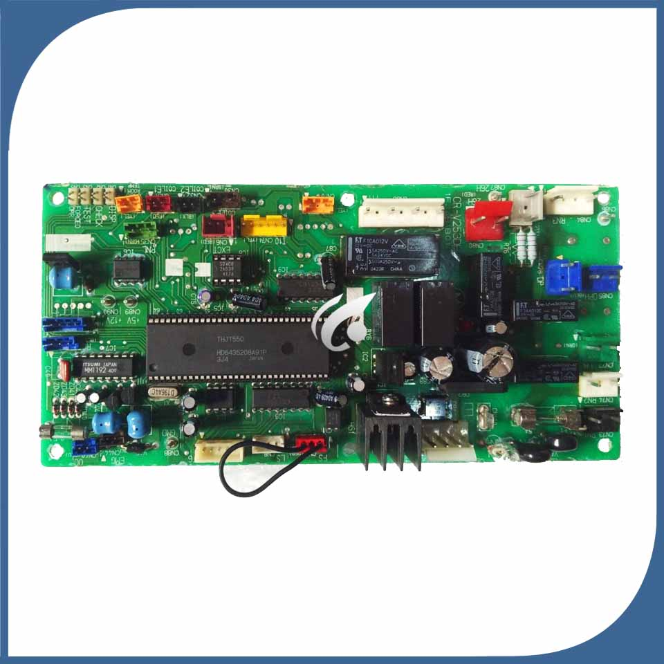 good working for Air conditioner board CR V253DHL5 1FJ4B1B013300 0 used board|Air Conditioner Parts| |  - title=