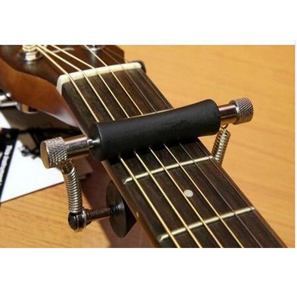 2016 new arrival slide guitar capo guitar parts for acoustic electric guitar bass ukulele in. Black Bedroom Furniture Sets. Home Design Ideas