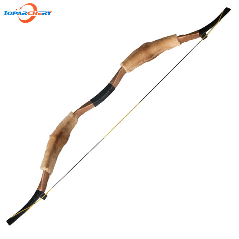 Traditional Handmade Archery Recurve Bow 35lbs 40lbs for Fiberglass Carbon Arrow Hunting Shooting Practice Games Wooden Long Bow wholesale archery equipment hunting carbon arrow 31 400 spine for takedown bow targeting 50pcs