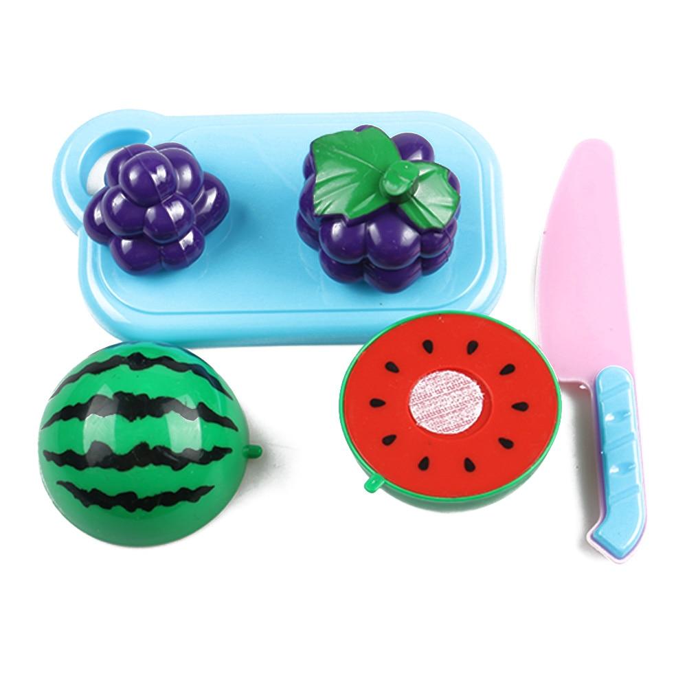 Hot Sale 1Set Baby Kids kitchen appliances fruits and vegetables ...