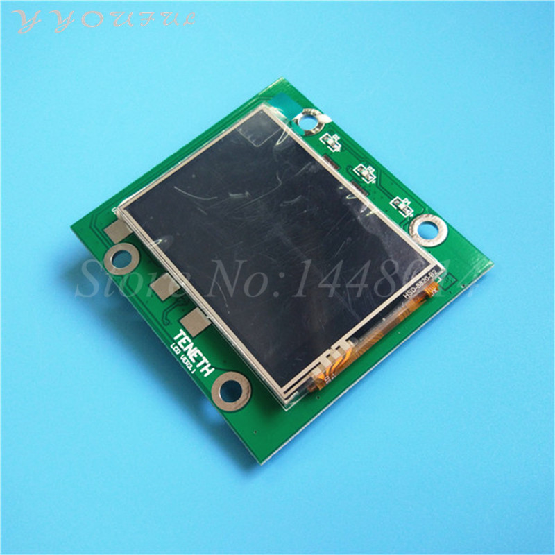 Cutting printer spare parts Kuco Teneth display screen for Koco TH 740 740L 740X 1300 330 1300X LCD display 1pc-in Printer Parts from Computer & Office    1