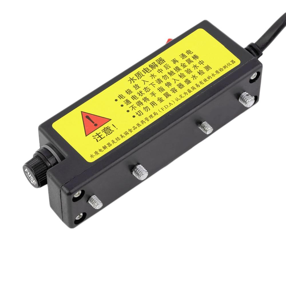 Высокоточный электролизатор аппарат для электролиза воды TDS быстрое тестирование качества воды 220 В инструменты