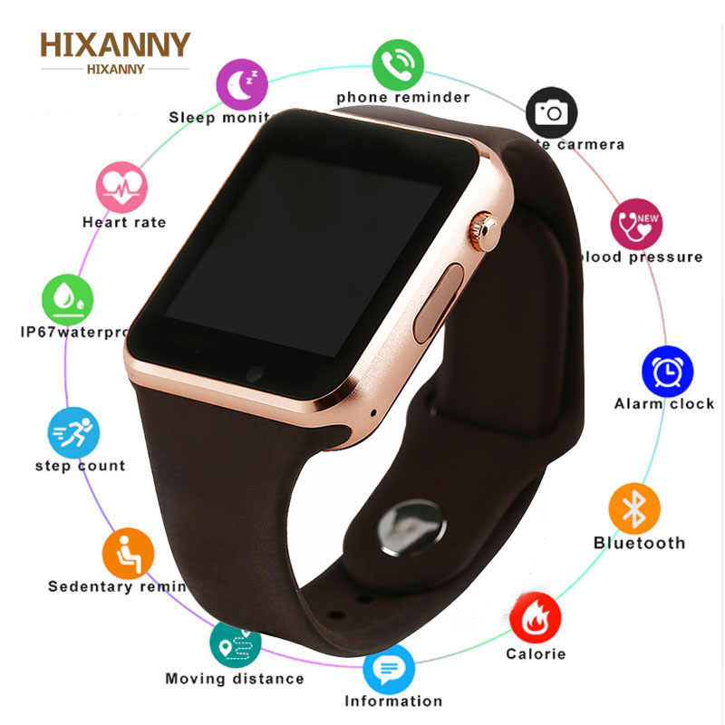 smart watch a1/men/for children smartwatch women/android/a1 Bluetooth watch Support call music Photography SIM TF card Reloj Men