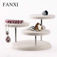 FANXIจัดส่งฟรีผ้าลินินสีขาวครีม