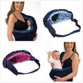 INFANT NEWBORN BABY CARRIER BAG CRADLE SLING WRAP STRETCHY NURSING PAPOOSE POUCH