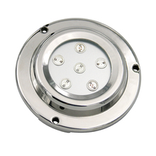 12-28v 6w 316 Stainless steel boat light marine underwater led sea water Yacht Submarine TP-UD89-6W
