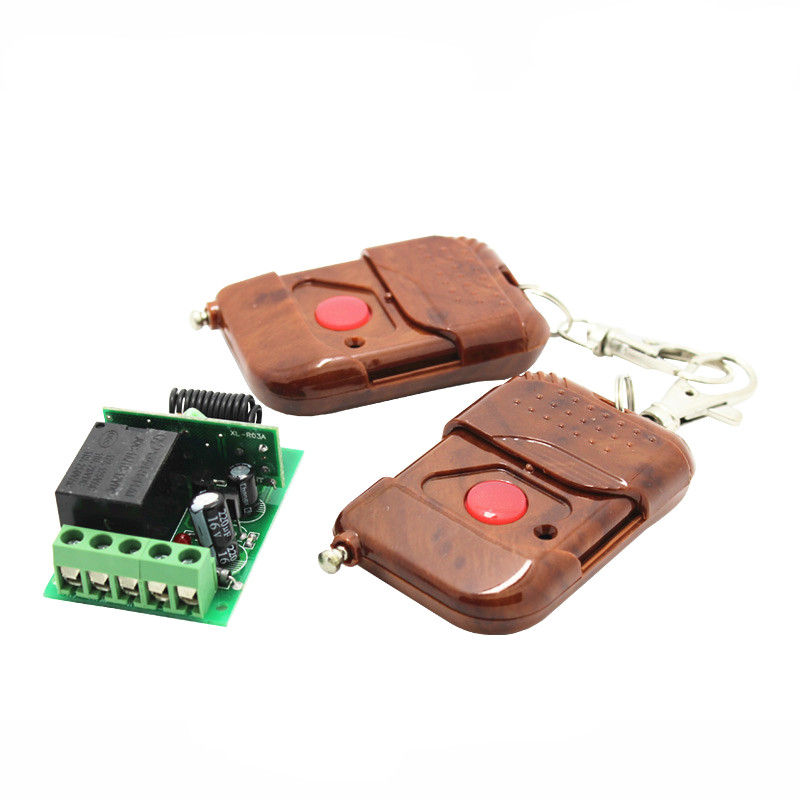1V2 433Mhz Wireless Remote Control For Door Access Control System
