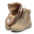 Militar Homens Do Exército Botas de Deserto Botas de Combate Tático Desporto Ao Ar Livre Outono Caminhadas Sapatos de Viagem de Couro Botas De Cano Alto Masculino