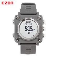 Luxury Brand Военная Часы Мужчины EZON Цифровой Аналоговый 3D Лицо Спортивные Часы компас Армии Смотреть Relogios Masculino