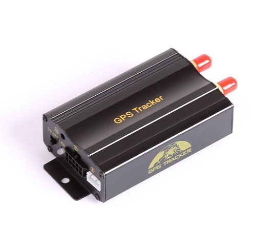 TK103 GPRS Vehicle tracker/Car GPS tracker Car Alarm GPS 103 Quadband cut off fuel SD card slot