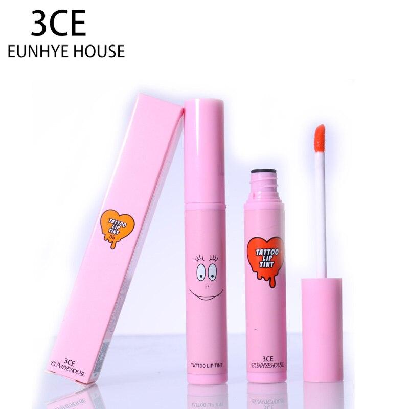 3Ce Eunhye House Brand Matte Lip Cream Lip Gloss 5 Colors -4818