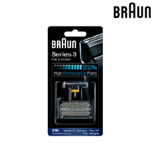 Braun 31B (5000/6000series) Foil & Cutter Replacement for Series 3 Shavers (5610 5612 old 350 360 370 380 390CC)
