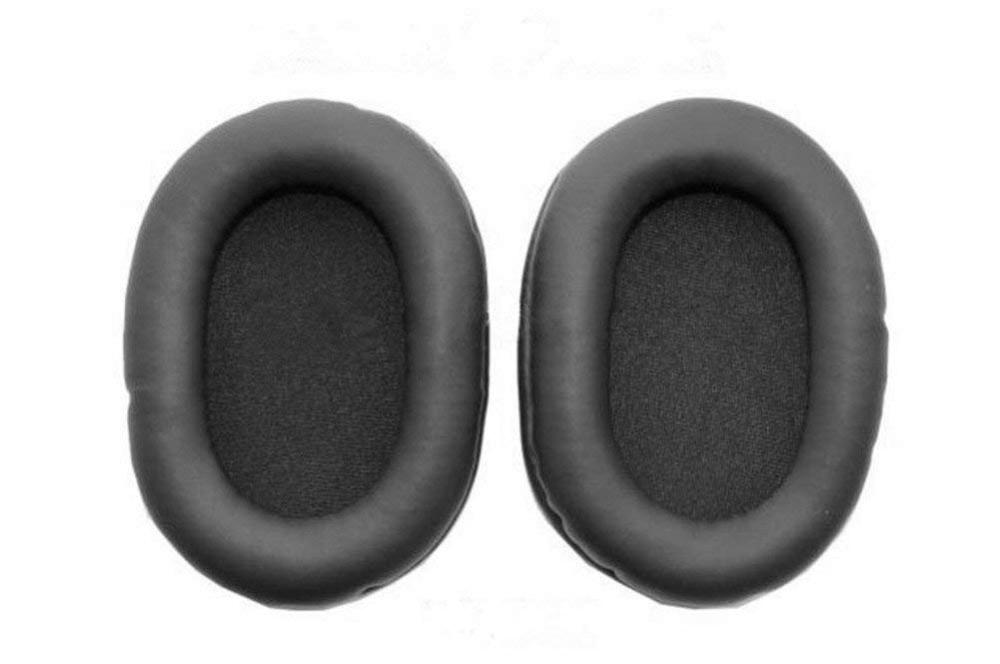 Black Earpads Replacement Foam Ear Pads Pillow Earmuff Cushion Cover Cup Repair Parts for JVC HA-S600 HA S600 Headphones Headset