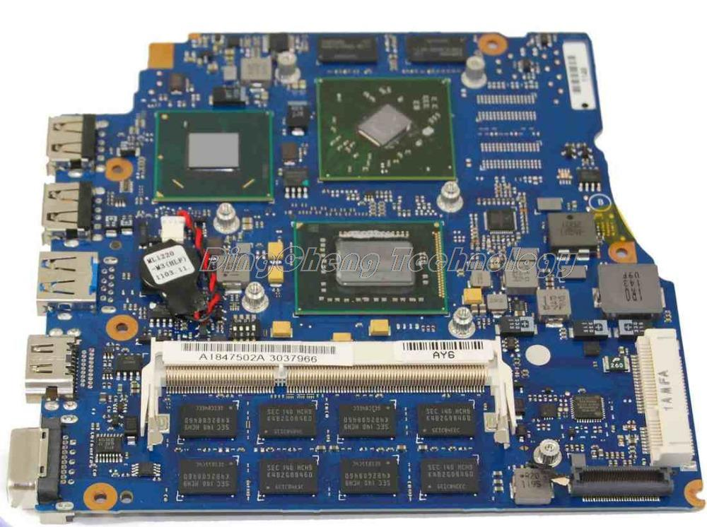 HOLYTIME MBX 237 laptop Motherboard For Sony 13.3 inch VPCSB VPCSA VPCSE MBX-237 <font><b>I5</b></font>-<font><b>2410M</b></font> HD 6470M 512MB 100% tested image