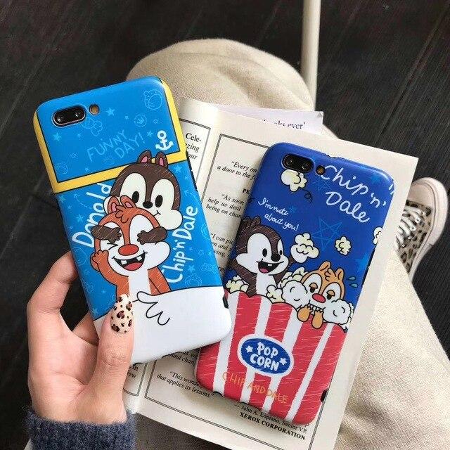 Cute Anime Disneys Chichiti Phone Case For Huawei P10 P20 P20pro honor 9 honor10 Nova2s Nova3 mate20 mate20pro Nova4 soft cover