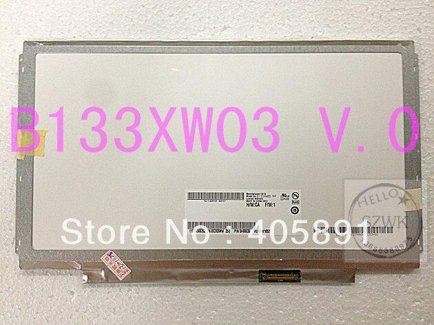 ФОТО 13.3'' Slim Laptop LED Displays N133BGE-L31  N133BGE-L41  LP133WH2 LTN133AT16 B133XW01 V.0 / V.1 CLAA133WA01A B133XW03