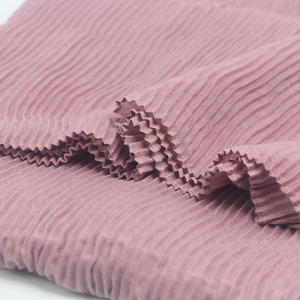 Image 5 - Miya Mona Plain Cotton Womens Hijabs Female Fashion Warm Wave Wrinkled Muslim Wrap Hijab Simple Solid Plain Scarf Headscarf