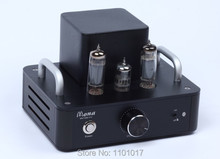 HIMING MONA new EL84 tube amplifier with UK 8635 bluetooth 4.0 HIFI EXQUIS Signal-ended  lamp amps RMEL84BB