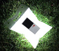 Led de Luz Solar lámpara Solar Bolso Solar Inflable Carpa Impermeable Al Aire Libre Luces de Camping Luz Zona de Desastre Rescate DALLAST