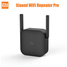Xiaomi Mi WiFi Repeater Pro 300Mbps WiFi Amplifier 2.4G Wifi Signal Extender Roteador APP Control Wifi Amplifier(China)