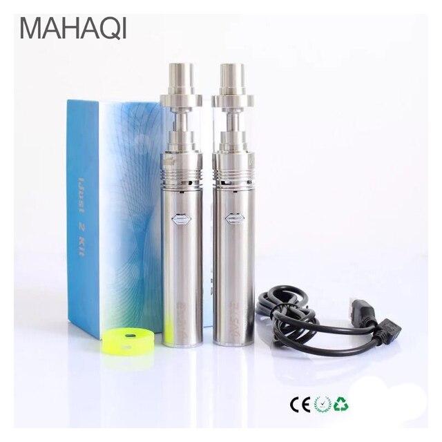 Ijust MAHAQI Hot Venda 2 Starter Kit 5.5 ml 0.3ohm 2600 mAh Capacidade Da Bateria 30 W 80 W Kit Just-2 eu Apenas 2 Kit