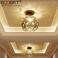 ECORBRT Vintage Ceiling Lights Lamparas Lustre Luminaria Abajur Ceiling Lamps Home Lighting E27 Luminaire Living Room