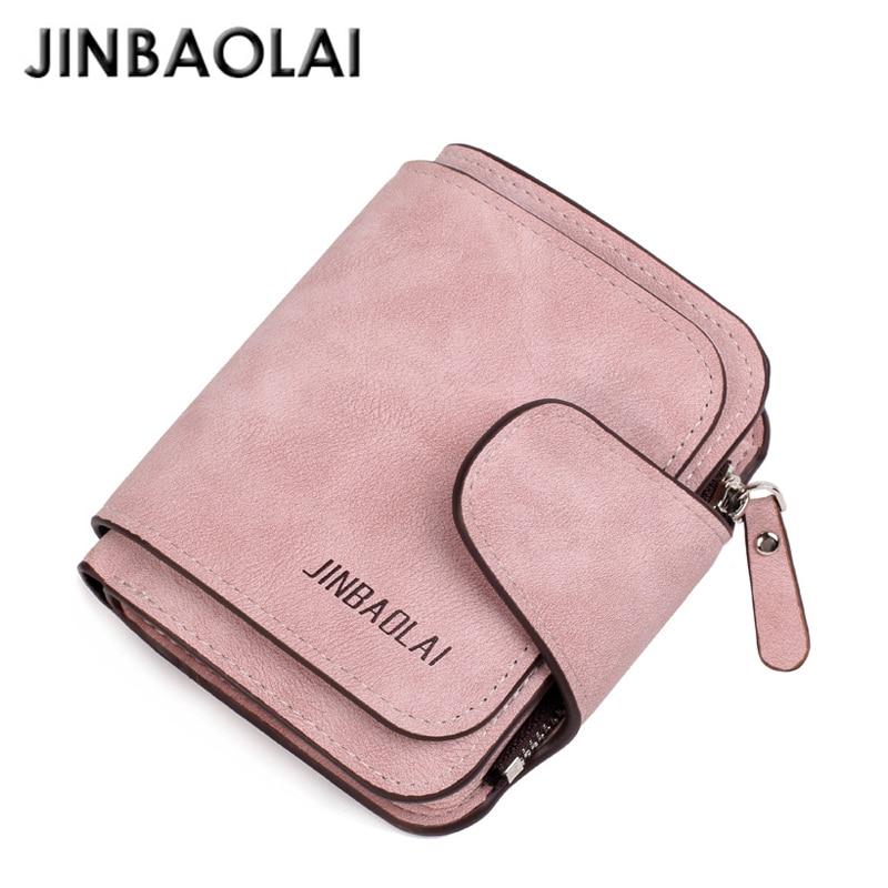JINBAOLAI 유니섹스 인기 PU Hasp 지갑 여성용 남성용 동전 지갑 여성용 동전 지갑 남성 여성용 동전 지갑 여성용