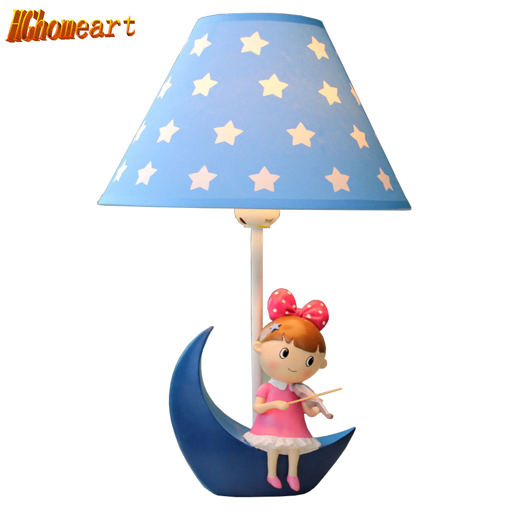 HGHomeart Dimmable Creative Jewelry LED Desk Lamp Boy and Girl Room Bedroom Living Room Feeding Reading Violin Table Lamp amarpreet kaur karnail singh and m s pannu feeding and immunization affecting nutrition and morbidity