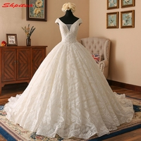 Lace Wedding Dresses Ball Gown Beaded Wedding Gowns Weding Bridal Bride Dresses Weddingdress vestidos de novia