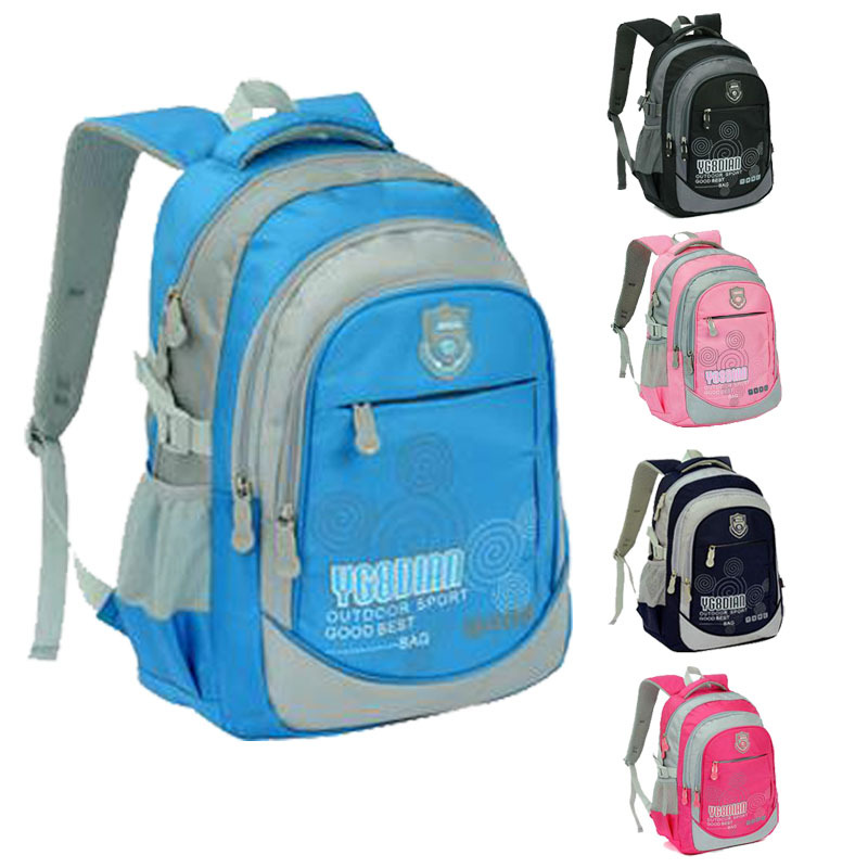 2015 SuperDeals Children School Bags For Girls Boys High Quality Backpack  Character Bag in Primary School Mochila Infantil Zip-in School Bags from  Luggage ... 06508c918e8d