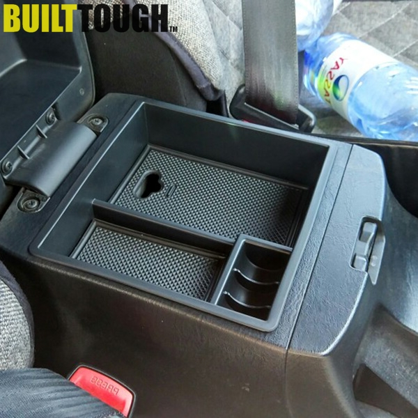 Car Central Armrest Storage Box For Toyota Innova An40