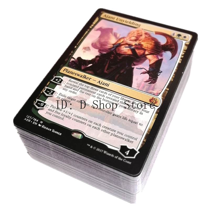 photograph regarding Mtg Printable Proxies known as US $25.0 2019 Most recent design and style 108desktops Planeswalker Fixed Proxy card MTG Card Magic playing cards-in just Board Online games towards Athletics Amusement upon