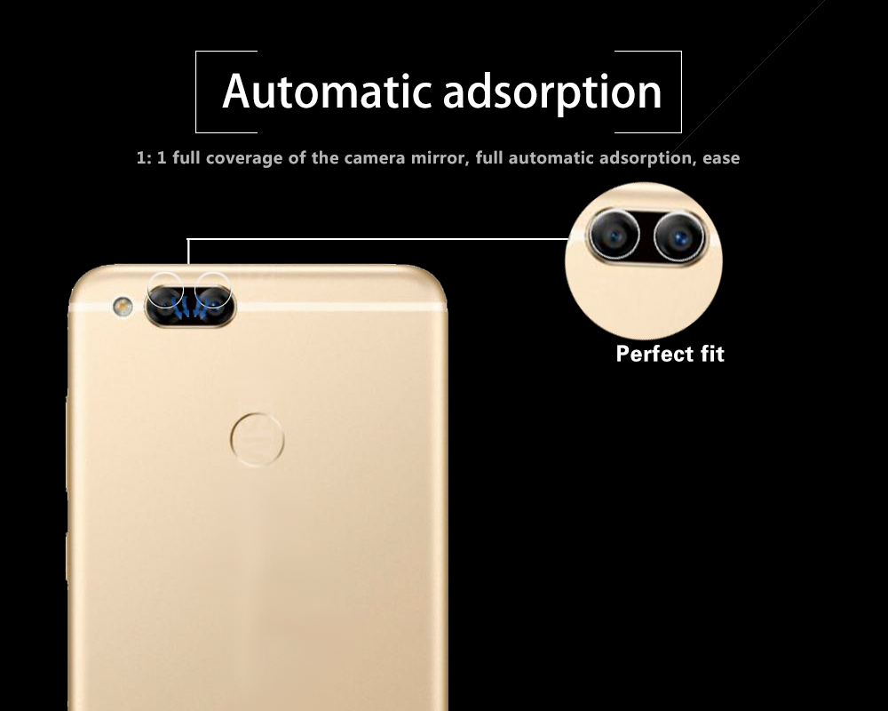 Accessory Back Camera Lens Screen Protector For Huawei Mate SE BND-L34 Tempered Glass Full Cover Coverage Film Anti-Explosion