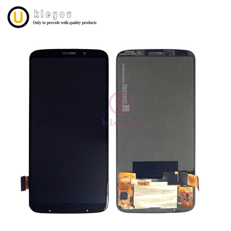 Pour Motorola Moto Z3 Jouer LCD Display + Écran Tactile Digitizer Remplacement Assemblage Du Panneau Pour Moto XT1929 LCD Z3 Jouer