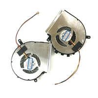 New Brand Laptop CPU Cooling Fan For MSI GE62 GE72 PE60 PE70 GL62 Left Right PAAD06015SL