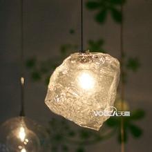 НОВЫЙ Современный стиль Лед 15 см стекла G4 подвесной светильник освещения droplight светильник краткое спальня бар лампа ресторан лампа бесплатно доставка