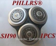 Бритвенные лезвия RQ10 RQ12 SH90, 1 шт., сменные головки для бритвы Philips Norelco S9911 S9731 S9711 HQ8 S9111 S9031 SH90/52 SH70/52 S9000