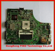 K53SV Mainboard For Asus k53S X53SV A53S motherboard REV 2.3 3.0 3.1 2.0 HM65 graphics Nvidia with 8 vedio DDR3 Tested