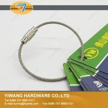 Китайской Прямая с Фабрики напольный кабель кольцо 10 шт. нержавеющей Сталь висит кольцо Collection дешевые