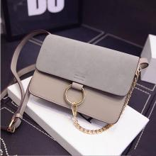 2016 women's winter handbag circusy bag messenger bag chain bag scrub