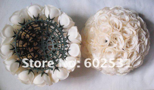 Aliexpresscom Buy 25cm plastic center beige wedding kissing