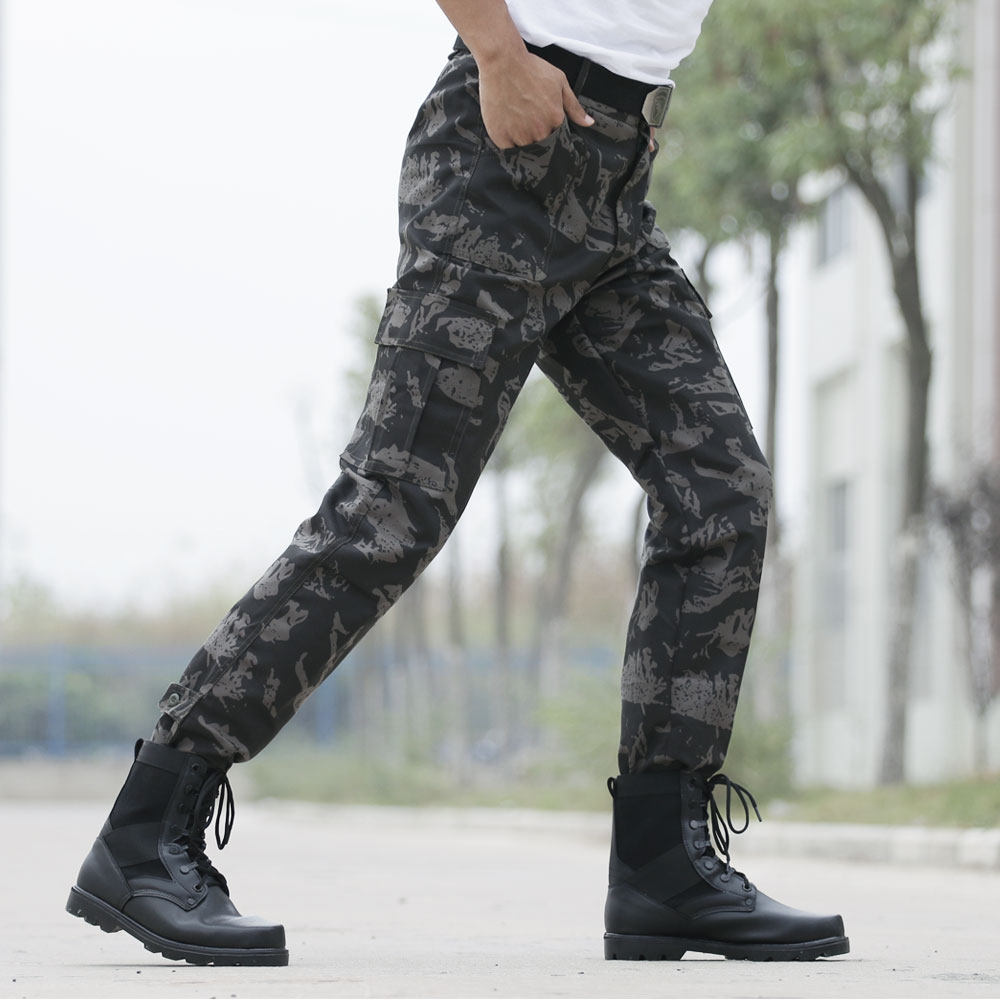 Black Hawk Tactical Sweatpants Men Military Camouflage Celana Blackhawk Camo Series Full Katun Jogger Pants Overalls Scratch Resistant Pant Hunting P In From Sports