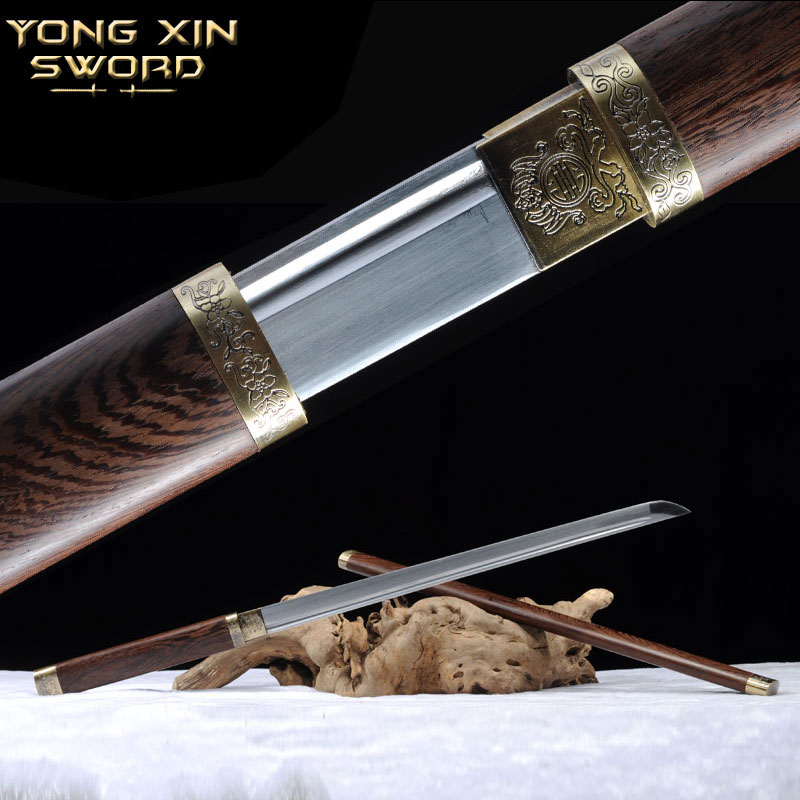 Katana Espada samouraï Japonesa acier au carbone Espada Katana samouraï fait main alliage Tsuba Katana épée décorative
