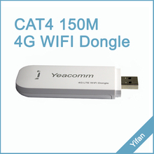 Бесплатная Доставка! D21 150 Мбит LTE CAT4 разблокировать USB 4 г wi-fi модем-маршрутизатор WIFI Ключ