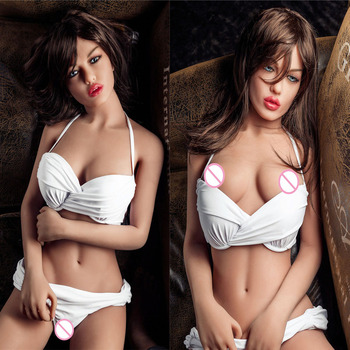 148cm Silicon Sex Doll Realistic Sex Doll With Vagina Anal Oral Sexrealistic Open Mouth Small Breast Real Dolls For Men